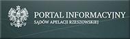 Portal Informacyjny Sądów Apelacyjnych w Rzeszowie